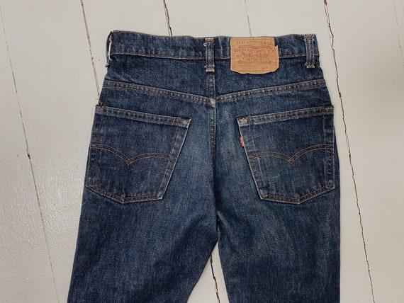 70's Indigo Levi's 517 Jeans 27x35
