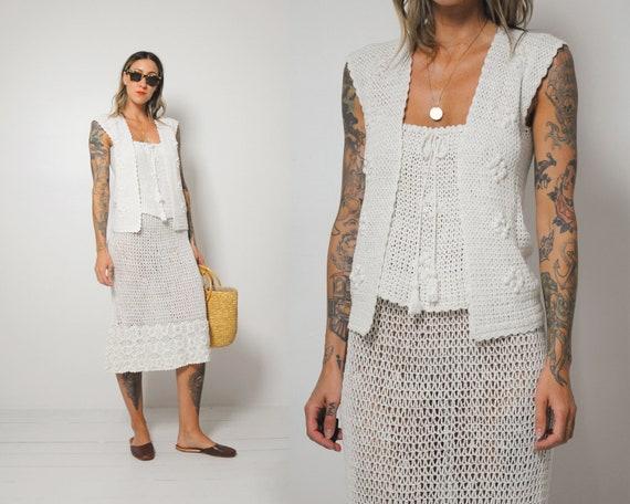 70's Dani Crochet Set