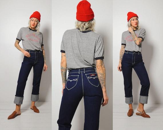 Indigo Jordache Jeans 27x32