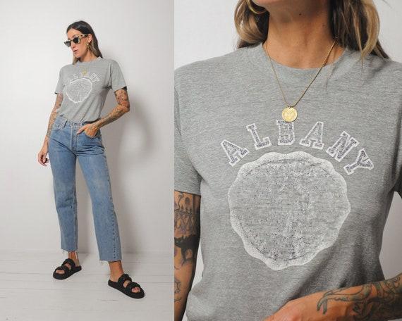 70's Faded Albany Thin T-shirt