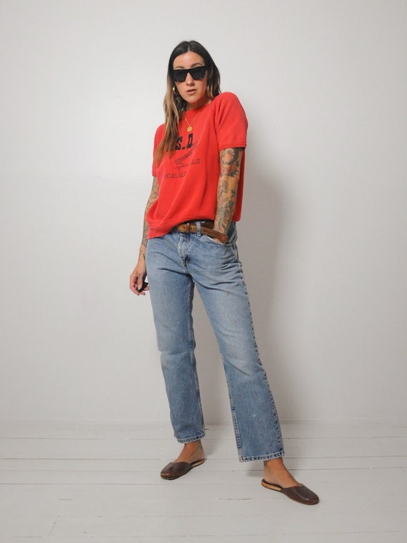 Classic Lee Jeans 34x28.5 - image 3