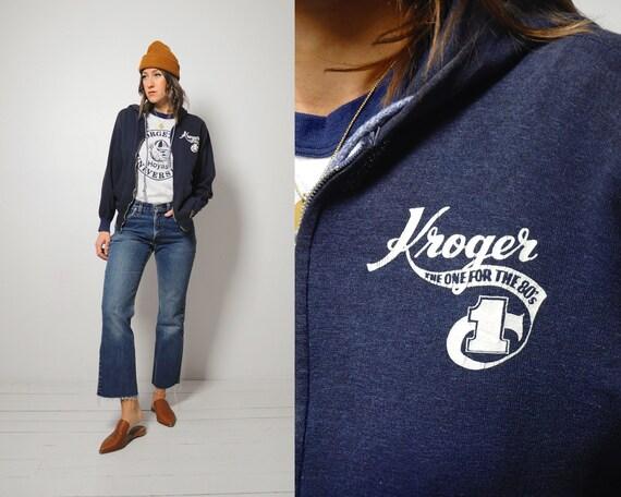 80's Kroger's Faded Sweatshirt