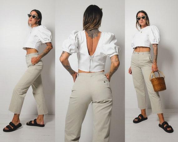 Khaki Ralph Lauren Pants