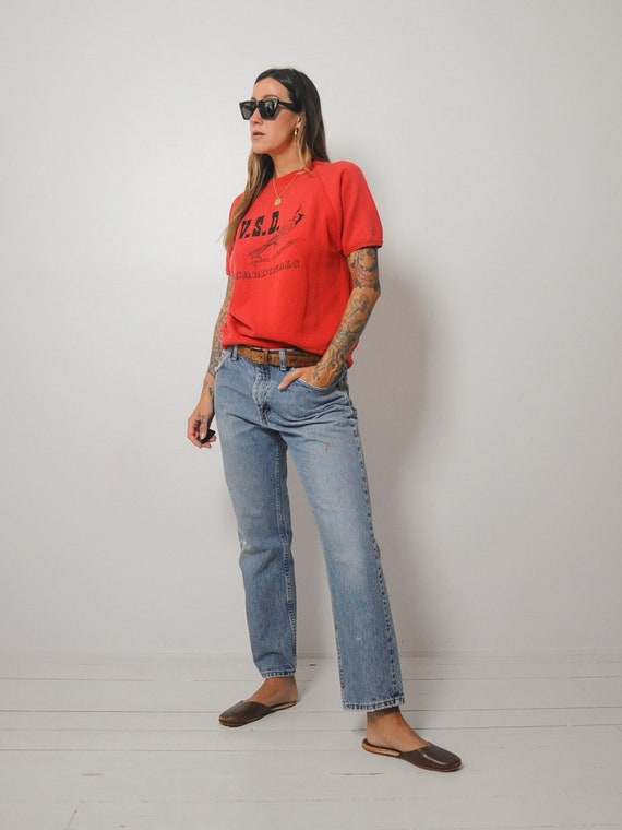 Classic Lee Jeans 34x28.5 - image 7