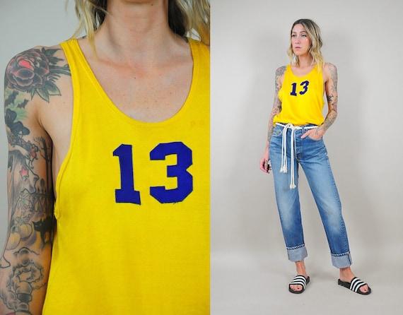 50's Russell basketball Jersey