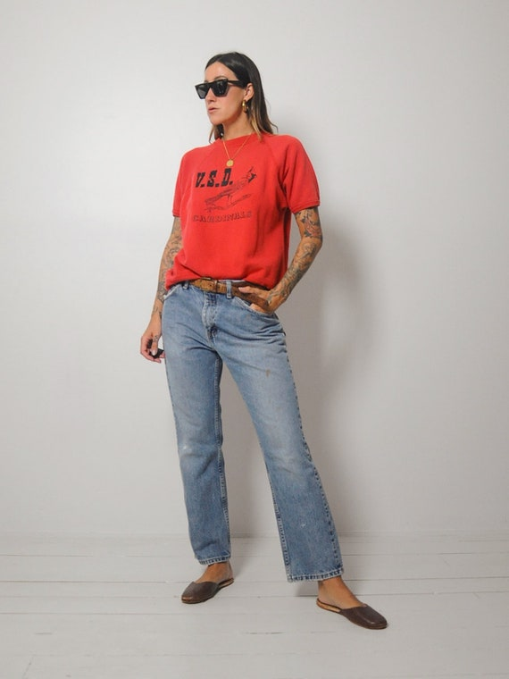Classic Lee Jeans 34x28.5 - image 4