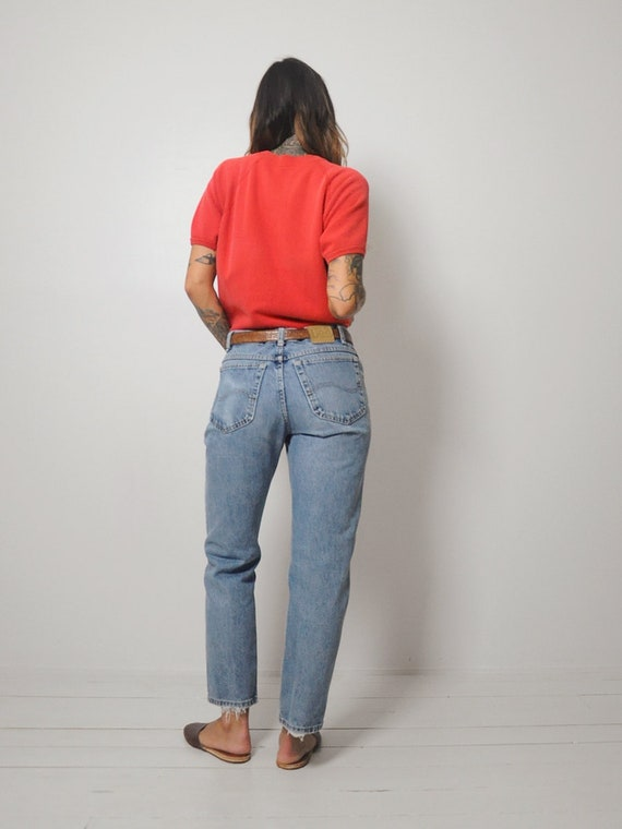 Classic Lee Jeans 34x28.5 - image 6