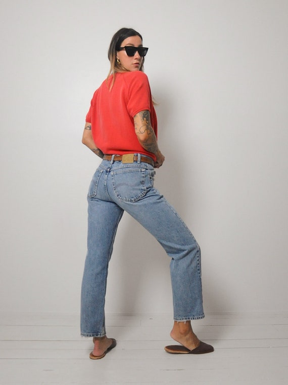Classic Lee Jeans 34x28.5 - image 5