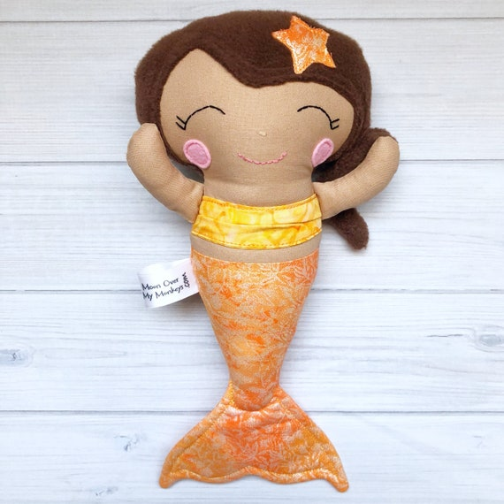 Merina Mermaid Doll