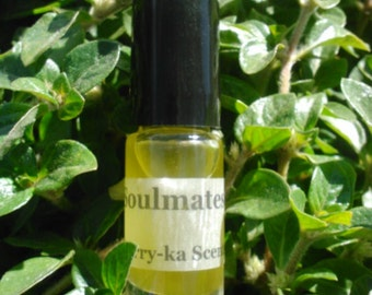 From Winter fragrance, favored by people named Bucky (amber, carnation, peppermint, vanilla)