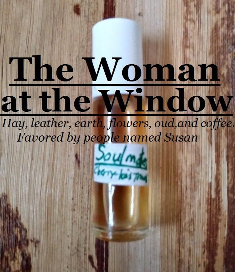 The Woman at the Window fragrance favored by people named image 0