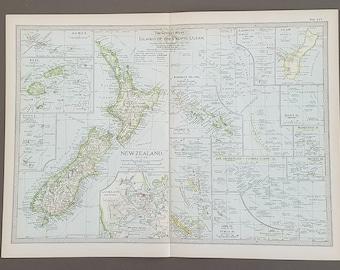 Tonga map etsy samoa mapfiji maptonga mapnew zealand maphawaii maphawaii islandislands in the pacific ocean mapmap artplace on world map1900 10x15 gumiabroncs Choice Image