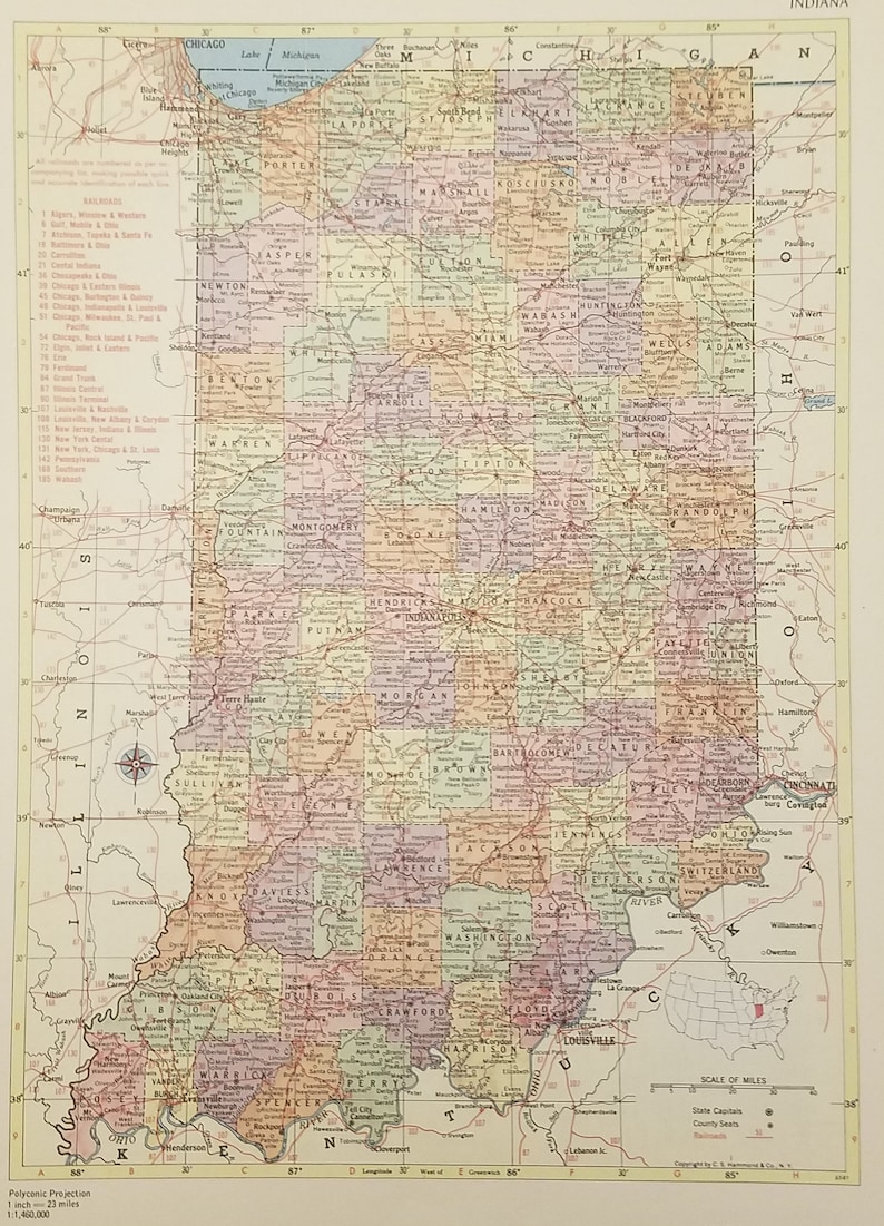 Indiana Map,Gary Terre Haute Indianapolis,Railroad Route Map,USA State on yale map usa, michigan map usa, tulsa map usa, oklahoma map usa, columbia map usa, indiana road map of usa, kentucky map usa, virginia map usa, minnesota map usa, montana map usa, evansville map usa, oregon map usa, united states political map usa, indiana on map, indiana city usa, iowa map usa, show map of indiana usa, new mexico map usa, mississippi map usa, akron map usa,