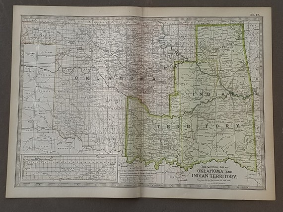 Oklahoma and Indian Territory Map,Oklahoma City Beaver Boise City,USA on indian tribes around the usa, indian tribes in usa, indian map of the united states, indian reservations in texas, india natives usa, indian reservations usa, indian map iran, indian reservations in arizona, indian map australian, indian map sri lanka, indian territory map, indian flag usa,