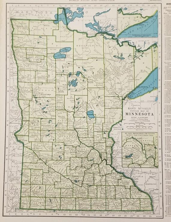 Minnesota Map,Duluth Minneapolis Pine City Saint Paul,USA State Maps,United on new hampshire united states map, minneapolis map, nevada united states map, wage statistics united states map,