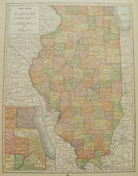Illinois Map,Indiana Map,United States State Maps,USA Wall Map Art,Place on map of north east illinois, map of east st. louis illinois, map of fox river grove illinois, map missouri illinois, map of oglesby illinois, detailed road map of illinois, map of chicagoland illinois, map of bloomington illinois, map of marion illinois, map of north central illinois, map of michigan and illinois, map of crawford county illinois, map of angola illinois, map of ohio river illinois, map of northwestern illinois, map of auburn illinois, map of east central illinois, detailed map northern illinois, map of golconda illinois, map kentucky illinois,