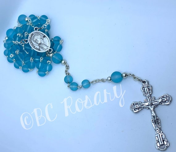Catholic Saint Teresa of Calcutta Rosary