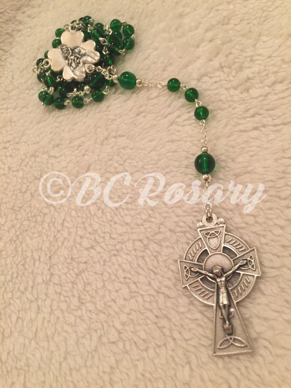 Catholic St. Patrick's Rosary
