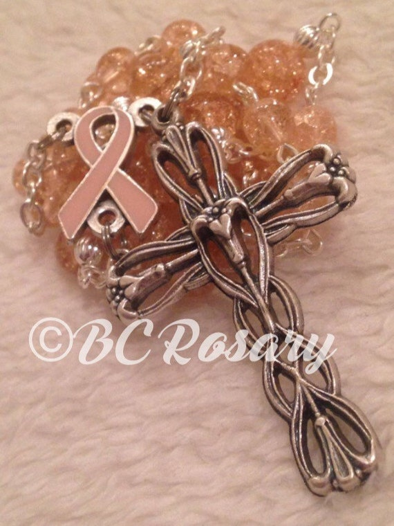 Anglican Breast Cancer Prayer Beads