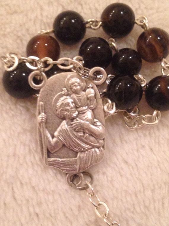Catholic Soccer Auto Rosary