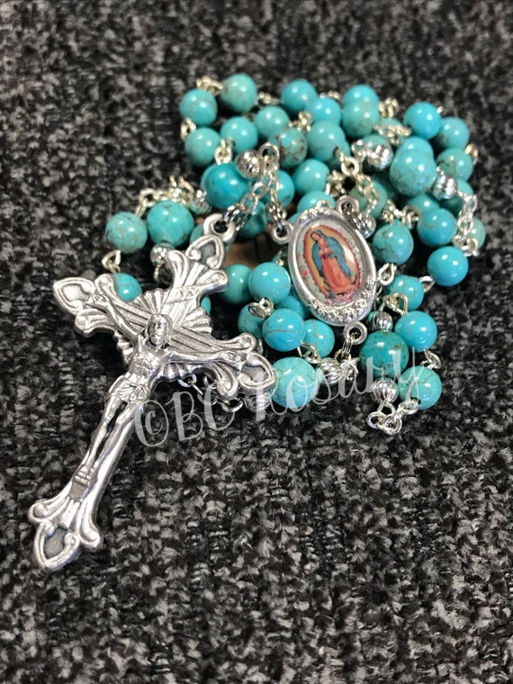 Catholic Guadalupe Rosary