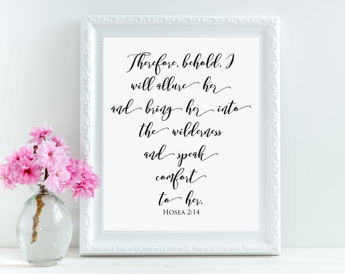 Scripture Art Prophetic Printable The Beloved Series Bible Verse Wall Decor Christian Inspirational Typography Prints INSTANT DOWNLOAD 8x10
