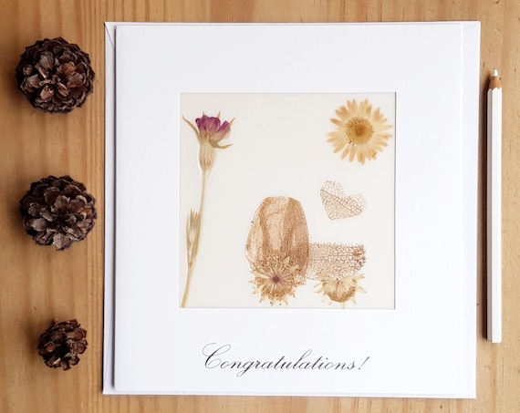 Card baby shower, Flower lovers, handmade cards, card congratulations, card new baby, new arrival, pram card, baby announcement, christening