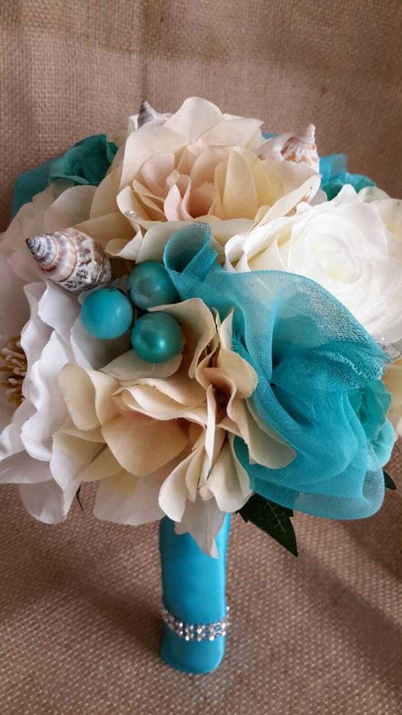 Beach Bouquet Wedding Bouquet Beach Wedding bouquet Maids Bouquet