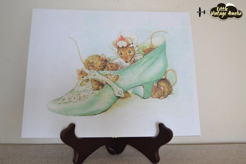 Beswick Honesty Peter Rabbit Letter 'l' Alphabet Letters Jemima Puddle Duck