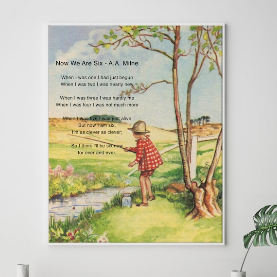 Now We Are Six Poem The End By A A Milne Winnie The Pooh Quotes Disney Pooh Story A A Milne Poems When I Was One