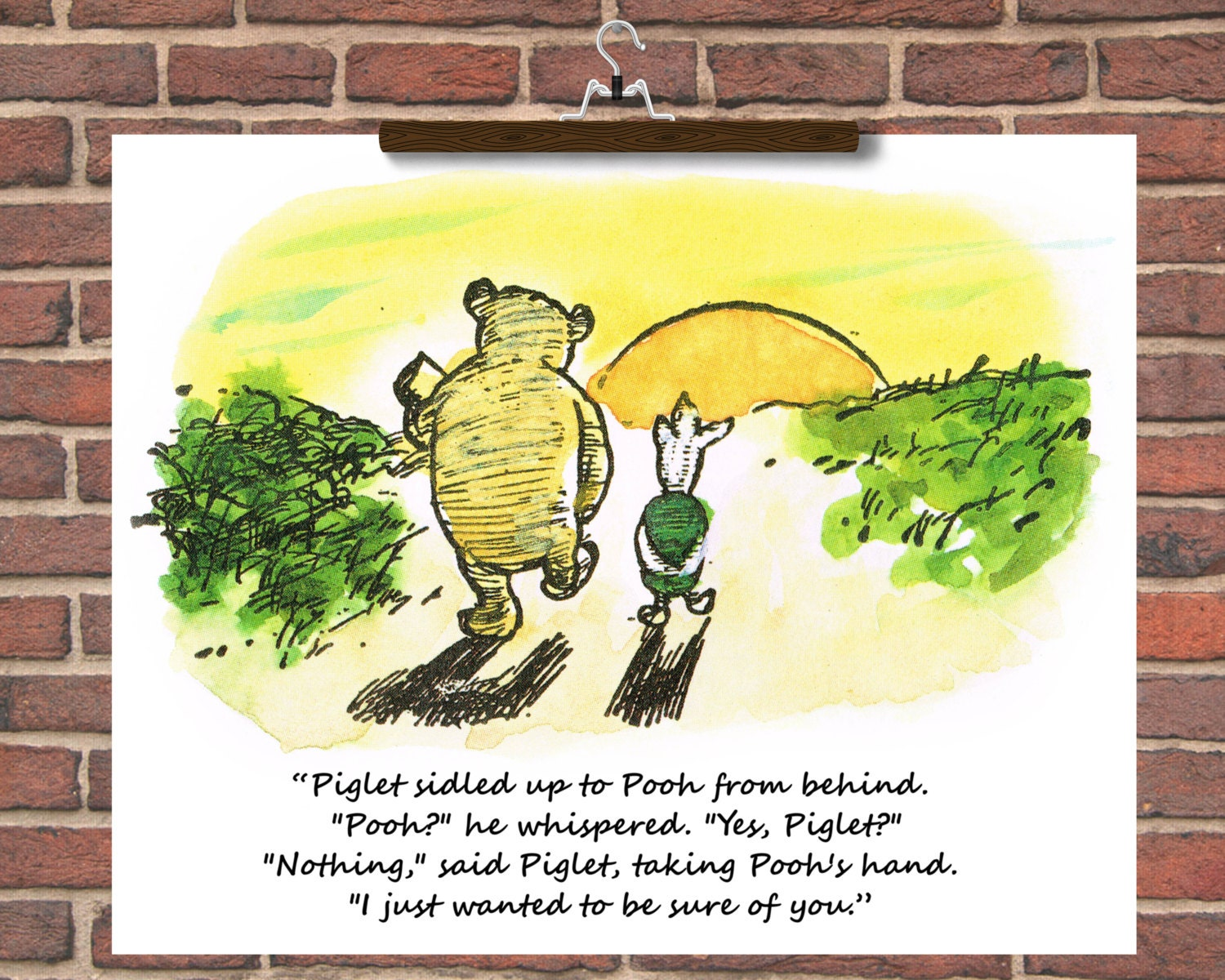 Personalise Winnie The Pooh Wedding Quotes Winnie The Pooh Etsy