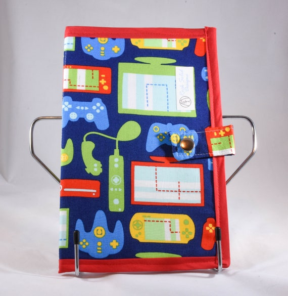 Gamer Pattern Pocket Knitting Pattern Keeper Pattern Wallet Etsy