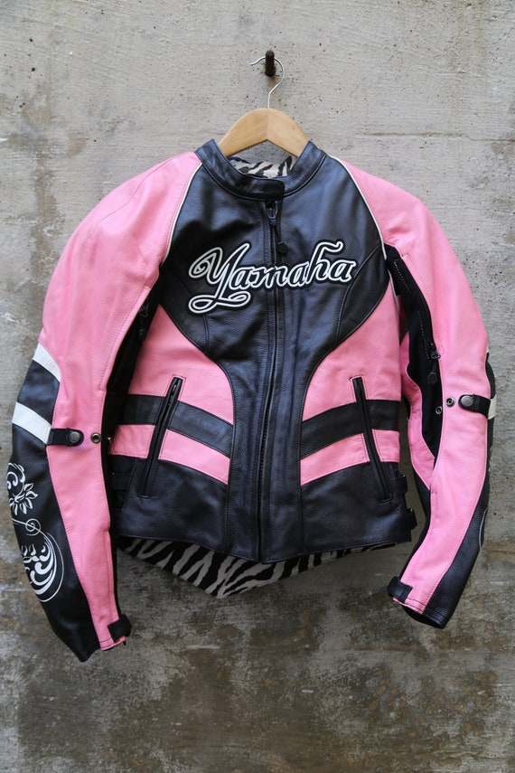 1990s Super Cute XS Motorcycle Jacket Clueless Ins