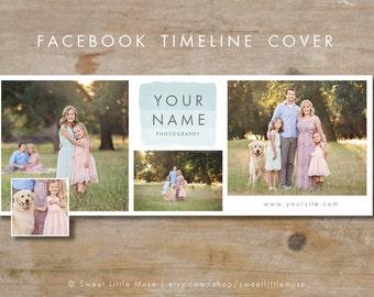 Facebook Timeline Cover - timeline cover template - Facebook Photography Timeline Cover - timeline template