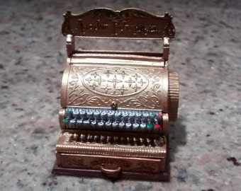 Dolls house 12th scale National Cash Register
