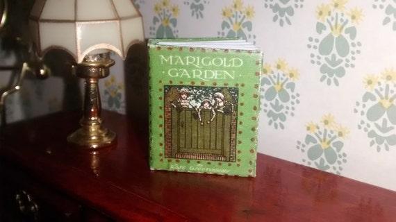 Dolls House 12th Scale Marigold Garden miniature book download