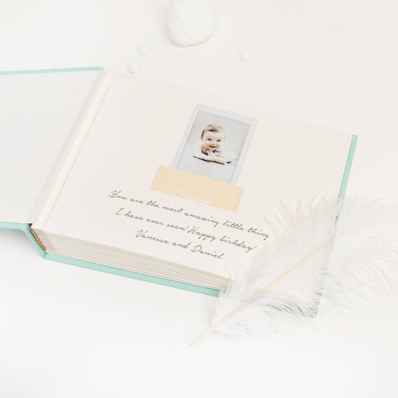 by Liumy Baby album Album Little Princess Swan Princess book Kids Album Mint instax picture album