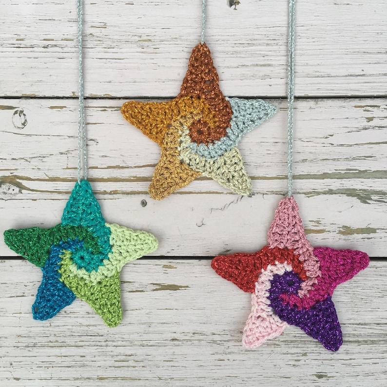 Swirly Stars image 1