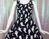 Black quot Lil 39 Ghosties quot Dress