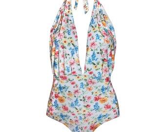 JUDITH handmade high waist swimsuit