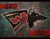 POSTER - Wolfpack Logo - Scott Sigler's Galactic Football League - Series 1  (Unframed Poster)