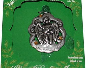 Love is Your Guide Angel Tree Ornament by Gloria Duchin Made in the USA