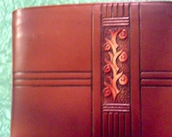 Vintage Leather Towncraft Wallet 1960s Never Used