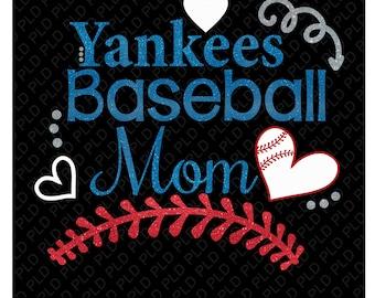 Cute and Curly Baseball Mom shirt