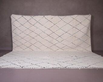 Beni ourain rug 13.2FT X 13.1FT - Large berber carpet - square area rug - Berber rug - Large Beniourain rug - Handmade rug - Area rug 13x13