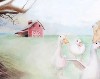 Childrens Book Illustrator, Illustrator For Hire, Book Illustrator, Watercolor Art, Watercolor Paintings, Watercolor Artist, Book Cover Art