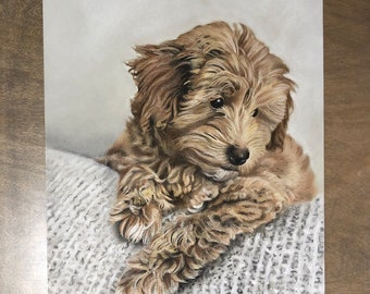 Pet Portrait Art, Pet Portrait Paintings, Dog Portraits, Custom pet portraits, Dog Lovers, Art Commission, Custom Pet Art, Pet Memorial Art