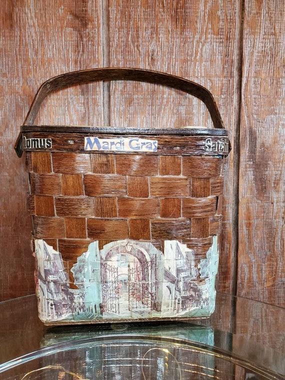 Centennial Caro Nan Basket Purse