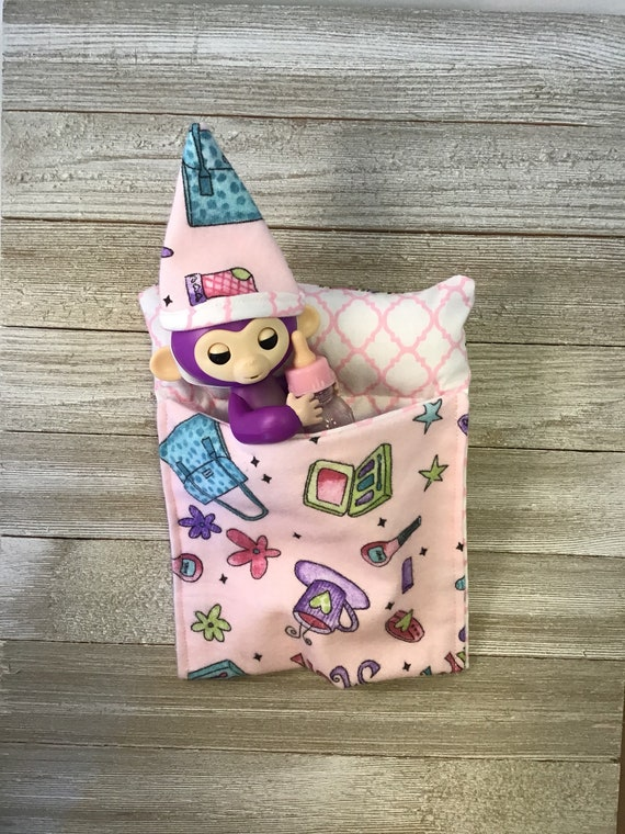Fingerling Sloth Bedding Set Girly Fabric  25760271a475