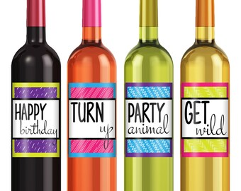 Birthday Wine Basket